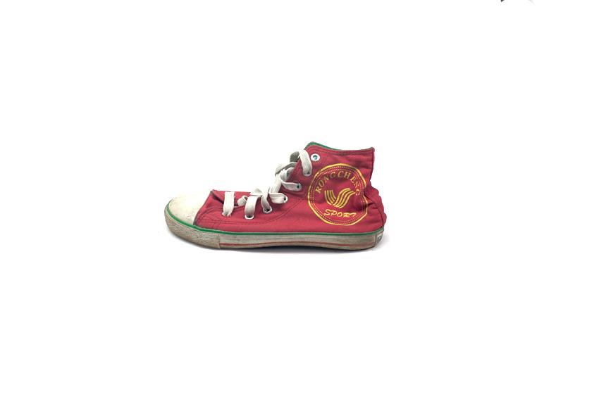 comprar real colores armoniosos estilos de moda Zapatos Converse Rojo